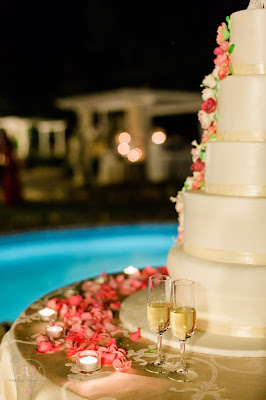 menù nozze torta