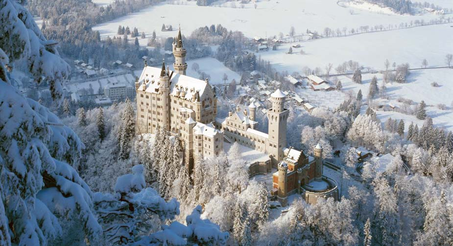 The Enchanting Neuschwanstein Castle In Germany in addition Pena National Palace additionally Neuschwanstein Castle The Fairyland That Is The Hiding Place Of The King moreover Meteora Cliffs Monastery In Greece additionally Fairmont Chateau Lake Louise Wedding Venue. on neuschwanstein castle inside