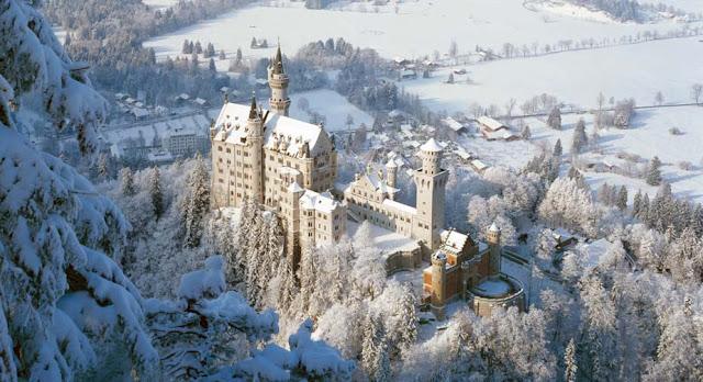 Alemania_Munich_Castillo_Neuschwanstein