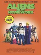 Aliens Ate My Homework (2018) DVDRip Latino