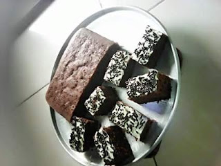 resep brownies anti lengket