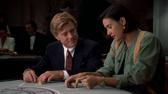 Indecent Proposal (1993) UnRated Dual Audio [Hindi-DD5.1] 720p BluRay ESubs Download