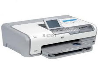 Image HP Photosmart D7463 Printer