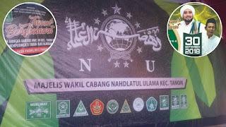 Tanon Bersholawat bersama Habib Syech bin AA