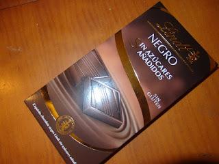 Chocolate Negro sin Azúcares Añadidos Lindt