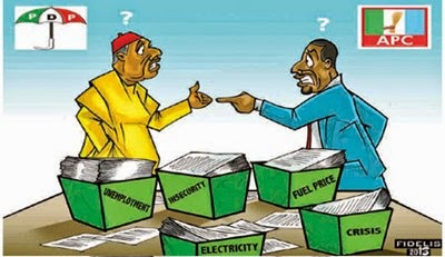 2015 nigerian presidential elections