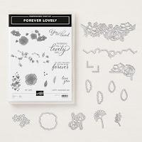 Stampin' Up! Forever Lovely Flowers Bundle from Mitosu Crafts UK Online Shop