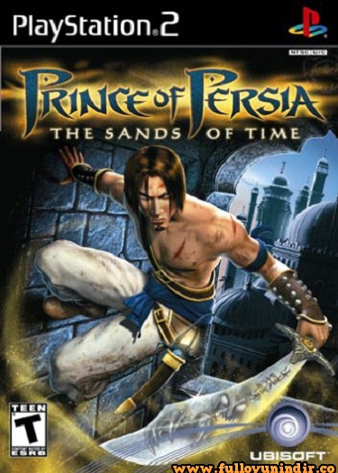 Prince of Persia The Sands of Time (PAL) Playstation 2 Full