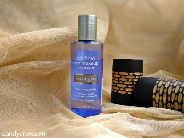 Neutrogena Oil- Free Eye Makeup Remover Review