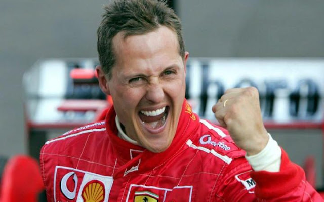 Após três anos do acidente grave, Schumacher entra nas Redes Sociais e atrai milhares de fãs!