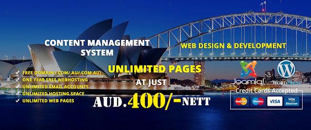 Cheap Website Design Australia | Cheap Website Design in