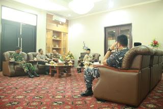 Walikota Pimpin Rapat Koordinasi FKPD Kota Mataram