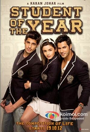 Student of the year, film