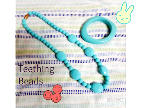 Teething Beads Review