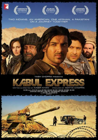 Kabul Express 2006 HDRip 750Mb Full Hindi Movie Download 720p Watch Online Free bolly4u