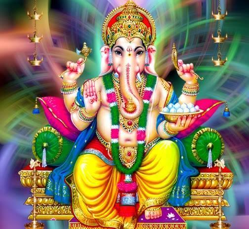 Ganesh Ji Ki Aarti - Jai Ganesh Jai Ganesh Deva Sung By Anuradha Paudwal