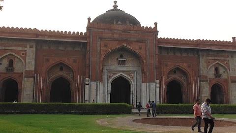 Old Fort Delhi India 924