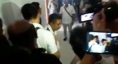 Sudah di Mapolda Sulut, Hendra Jacob Ditangkap Seperti Teroris