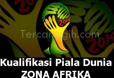 Zona Afrika Kualifikasi Piala Dunia 2014