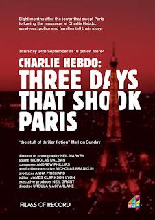 Ντοκιμαντέρ για την τρομοκρατία στην Γαλλία