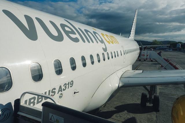 ブエリング航空(vueling)