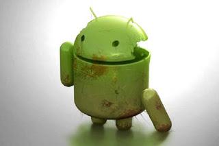 Android malware - imagem retirada do Google Imagens