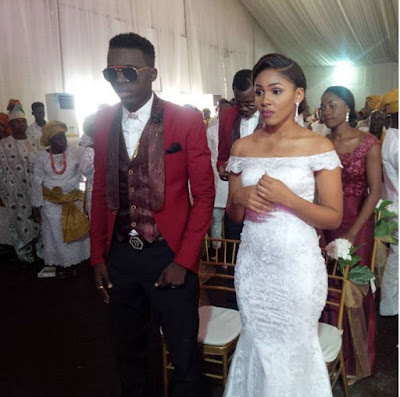 Akpororo wedding photos