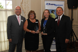 TransOptions Honors Persons, Officials, and Businesses Who Made a Difference in the Quality of Life in Morris County and North Jersey