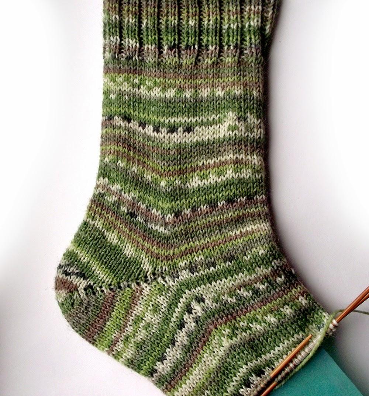 Tru Knitting носочная пятка бумеранг мастер класс с фото