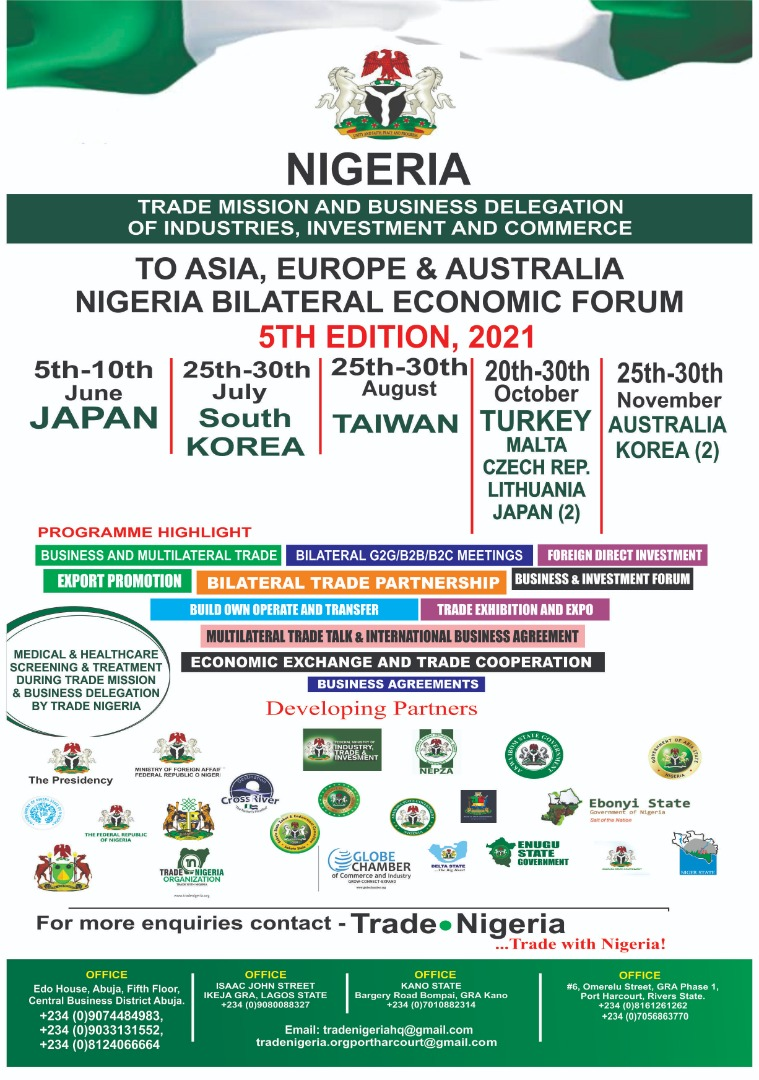Nigeria Trade Mission and Business Delegation