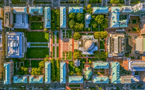 Jeffrey Milstein - Columbia College | chidas fotos cool stuff - aerial photos of NYC