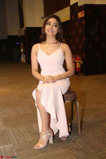 Aishwarya Devan in lovely Light Pink Sleeveless Gown 019.JPG