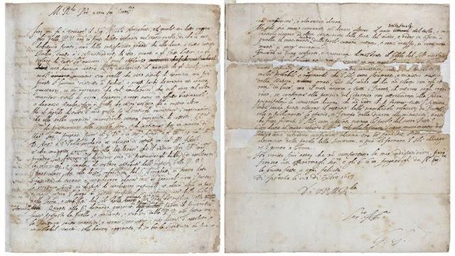 Χαμένη επιστολή του Γαλιλαίου βρέθηκε και αποκαλύπτει πώς προσπάθησε να ξεγελάσει την Ιερά Εξέταση