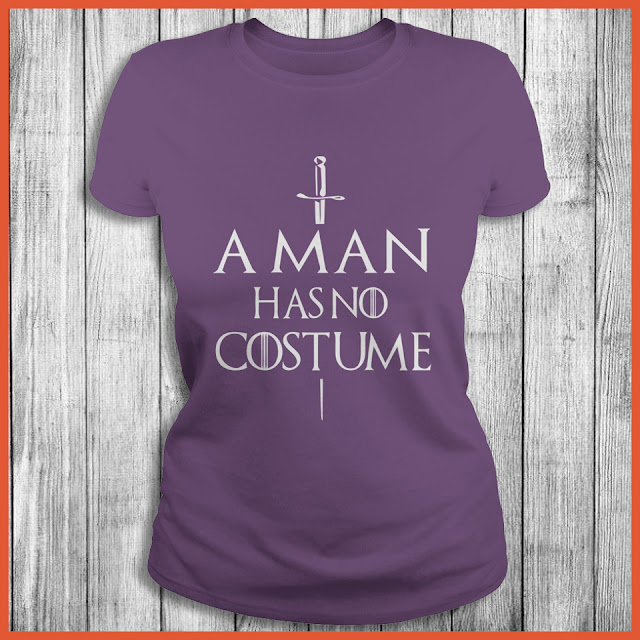 A man has no costume T-Shirt