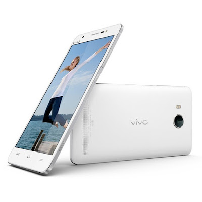Vivo Xshot Specifications - LAUNCH Announced 2014 DISPLAY Type IPS LCD capacitive touchscreen, 16M colors Size 5.2 inches (~69.4% screen-to-body ratio) Resolution 1080 x 1920 pixels (~424 ppi pixel density) Multitouch Yes BODY Dimensions 146.5 x 73.3 x 8 mm (5.77 x 2.89 x 0.31 in) Weight 148 g (5.22 oz) SIM Micro-SIM PLATFORM OS Android OS, v4.3 (Jelly Bean) CPU Qualcomm MSM8974AA Snapdragon 801 Chipset Quad-core 2.3 GHz Krait 400 GPU Adreno 330 MEMORY Card slot microSD, up to 128 GB (dedicated slot) Internal 16 GB, 2 GB RAM/ 32 GB, 3 GB RAM CAMERA Primary 13 MP, autofocus, OIS, dual-LED flash Secondary 8 MP, LED flash Features Geo-tagging, touch focus, face/smile detection, panorama, HDR Video 2160p@30fps, 1080p@60fps, 720p@120fps NETWORK Technology GSM / HSPA / LTE 2G bands GSM 850 / 900 / 1800 / 1900 3G bands HSDPA 850 / 900 / 2100 4G bands LTE band 1(2100), 3(1800), 7(2600) Speed HSPA 42.2/5.76 Mbps, LTE Cat4 150/50 Mbps, EV-DO Rev.A 3.1 Mbps GPRS Yes EDGE Yes COMMS WLAN Wi-Fi 802.11 b/g/n, Wi-Fi Direct, hotspot Infrared Port Yes GPS Yes, with A-GPS, GLONASS, BDS USB microUSB v2.0, USB Host Radio No Bluetooth v4.0, A2DP, EDR FEATURES Sensors Accelerometer, gyro, proximity, compass Messaging SMS(threaded view), MMS, Email, Push Mail, IM Browser HTML5 Java No SOUND Alert types Vibration; MP3, WAV ringtones Loudspeaker Yes 3.5mm jack Yes BATTERY  Non-removable Li-Po 2600 mAh battery Stand-by Up to 430 h (2G) / Up to 430 h (3G) Talk time Up to 14 h (2G) / Up to 13 h (3G) Music play Up to 32 h MISC Colors White/Black