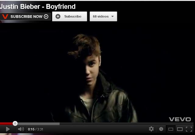 Justin bieber song lyrics boyfriend