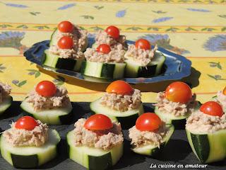 http://recettes.de/canape-de-concombre-au-thon