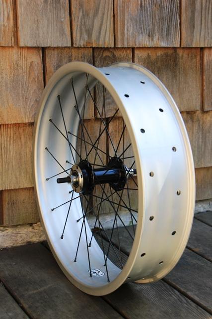 Cycle Monkey Wheel House E Bike Fat Bike 20 Inch Fat Bike Rim On Single Speed Hub