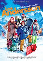 Los Andersson en la nieve (2014) online y gratis