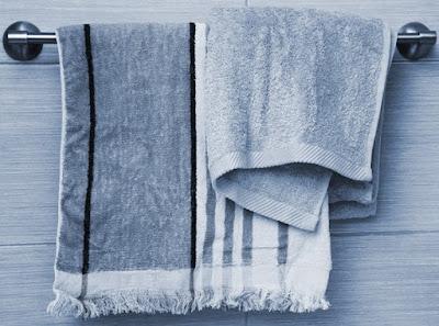 cara merawat handuk yang benar