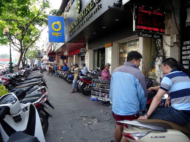 Saigon Parking