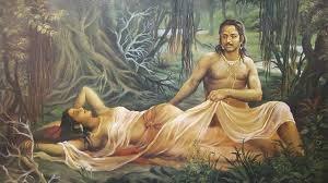 ನಳ ದಮಯಂತಿಯ ಪ್ರೇಮಕಥೆ : Olden Golden Love story of Nala-Damayanti in Kannada