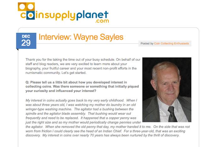 http://blog.coinsupplyplanet.com/interview-wayne-sayles/