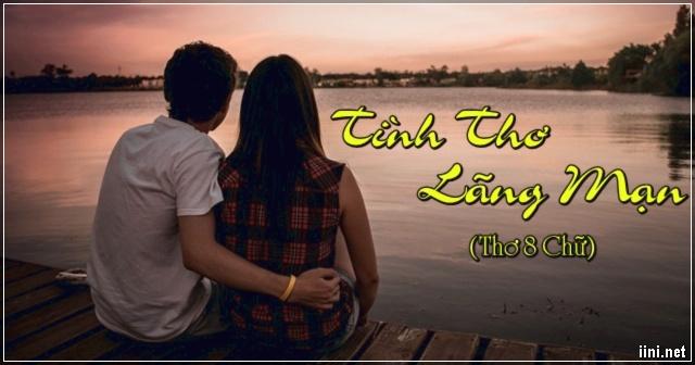 Thơ Tình Lãng Mạn 8 Chữ