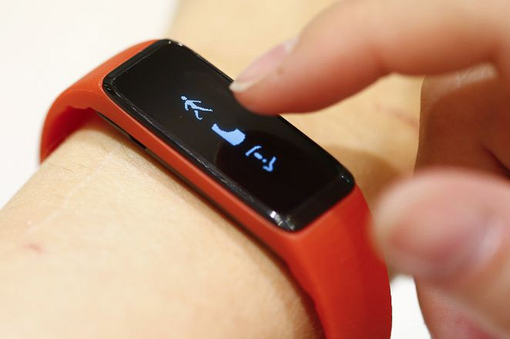 smartband-as-persuasive-technology