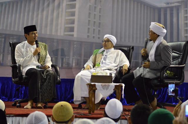 Maruf Amin Jadi Cawapres Jokowi, Ini Pendapat Aa Gym