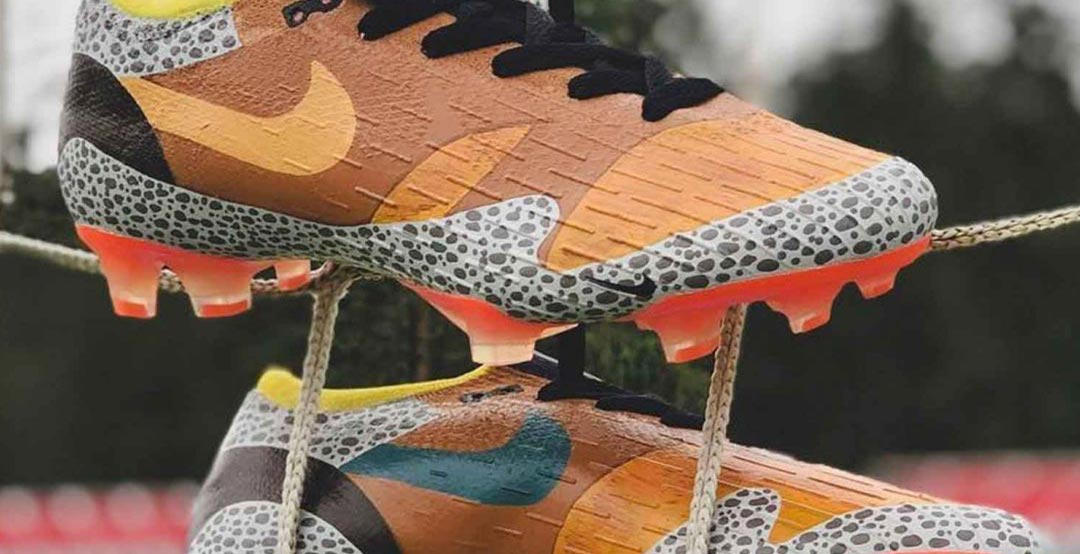 check out aba5d f80ad Custom Nike Mercurial Vapor 360 2019 'Air Max Day' Boots By ...