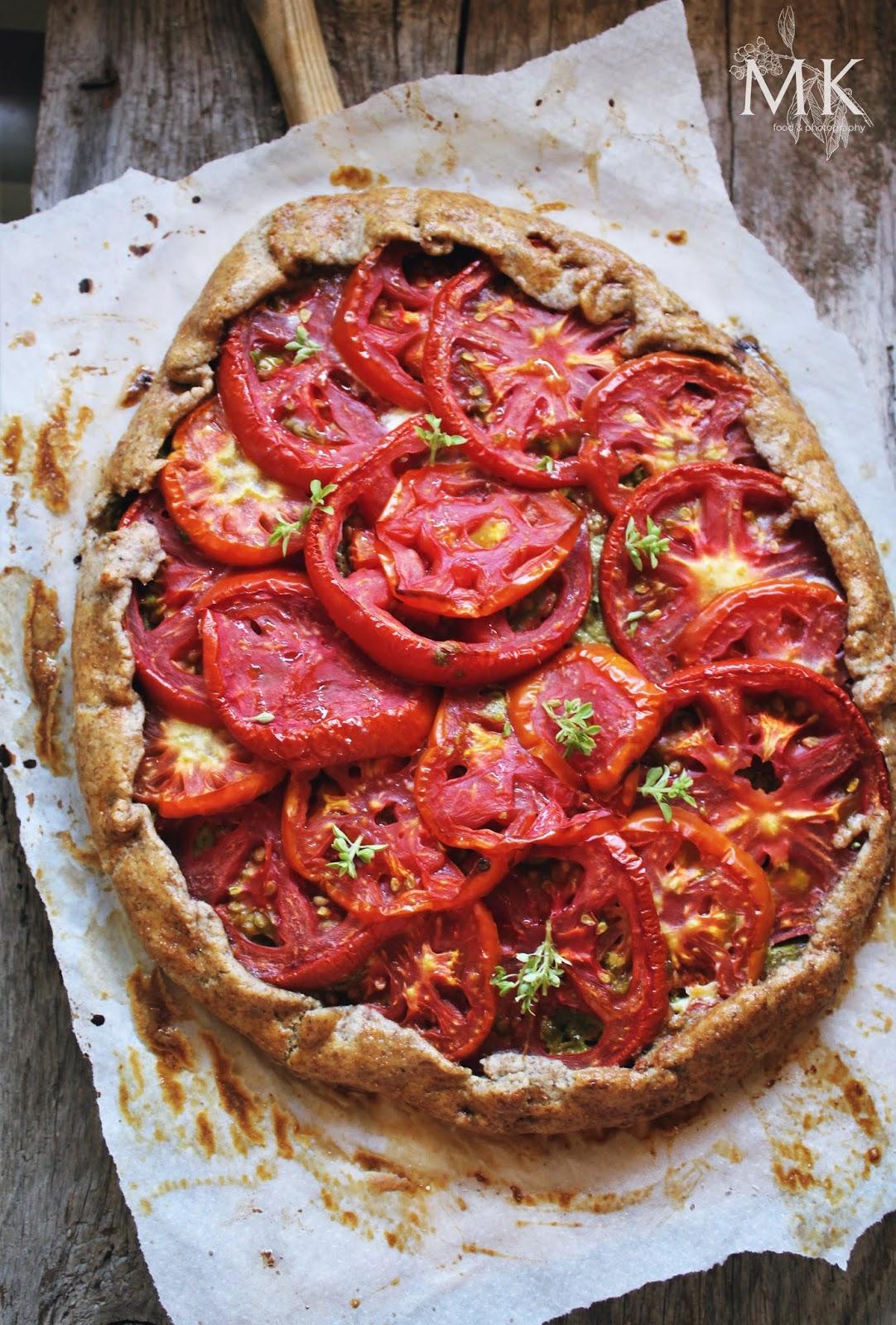 Galette-tomates-pesto