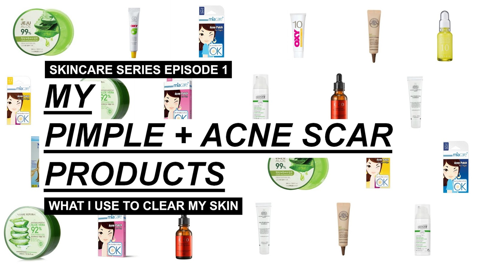 My Pimple Acne Scar Products Fishmeatdie Dr Pure Serum Cream Care I Was Looking Through Files The Other Day And Came Across An Old Folder With Some Of Photos Its Actually Been A While Since Last Saw