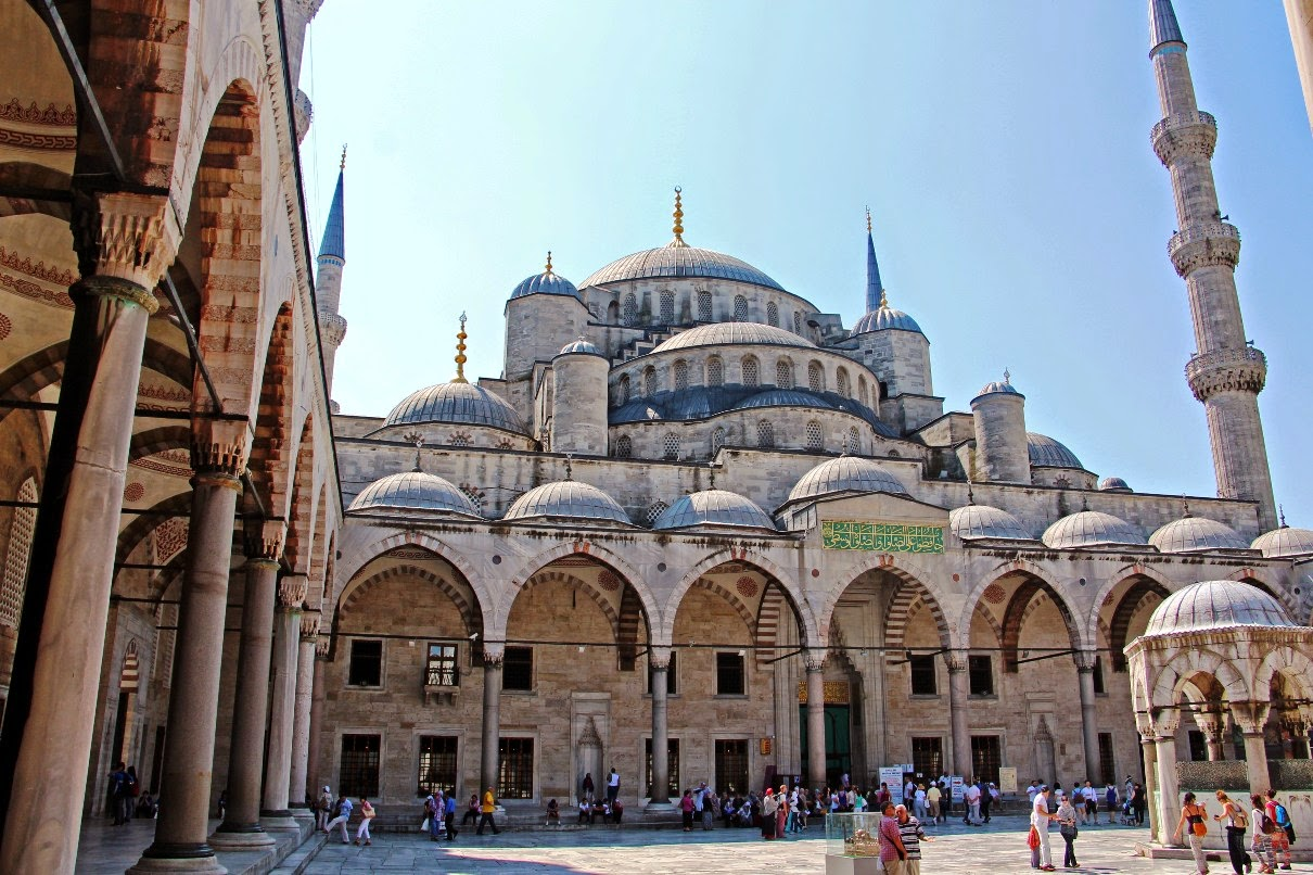the viewing deck: Istanbul Sultanahmet Square 2nd part ...